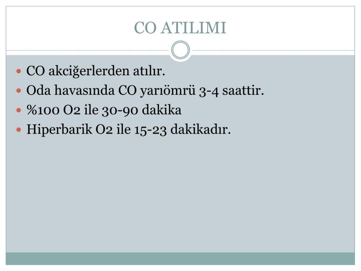 CO ATILIMI