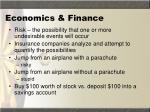 economics finance8