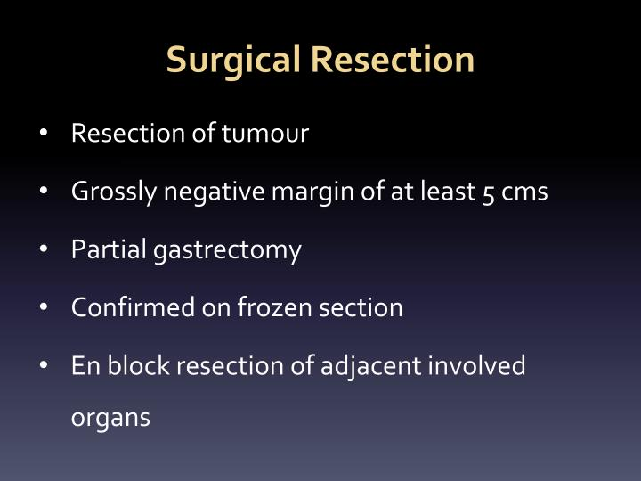 Surgical Resection