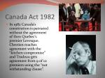 canada act 1982