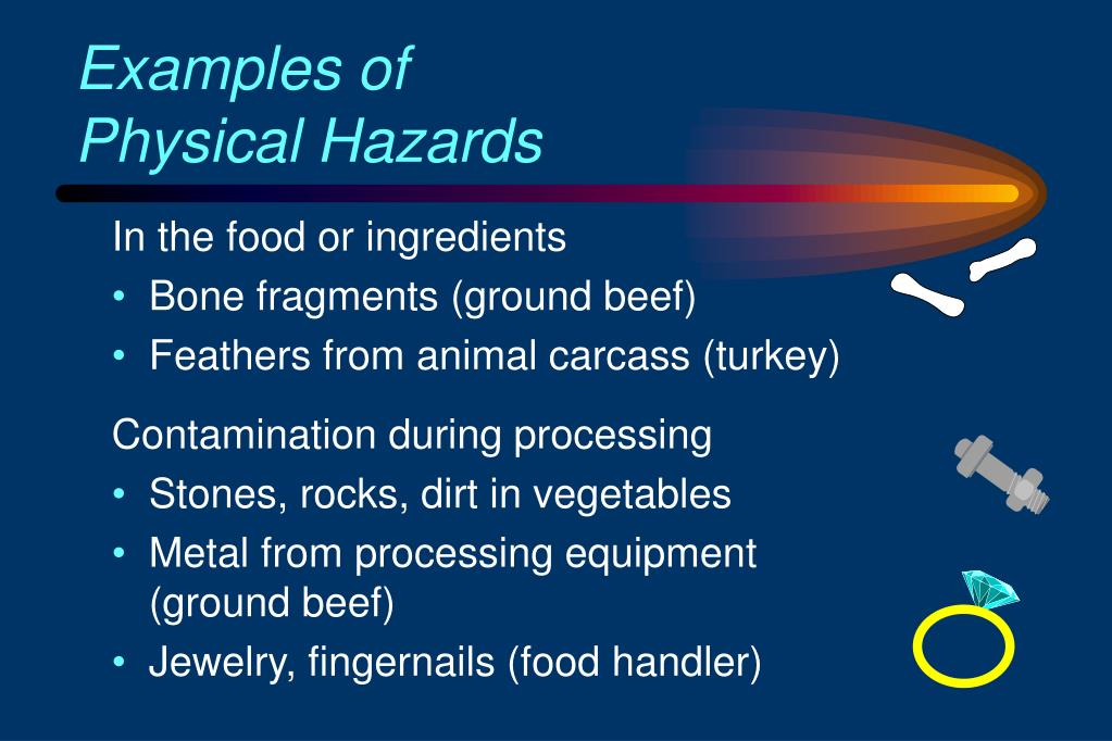 Physical hazard control: preventing injuries in the workplace.
