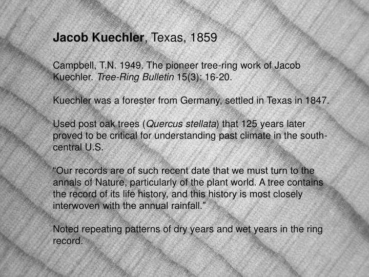 Jacob Kuechler