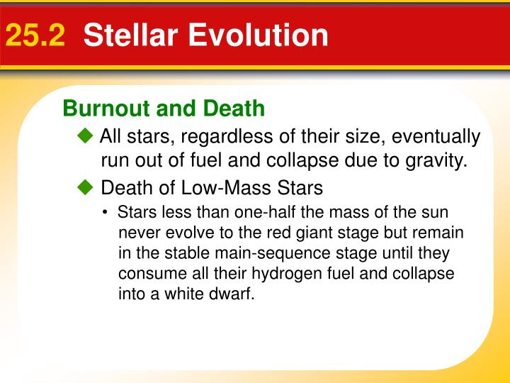 an introduction to the stellar evolution the birth of a star Introduction how do we explain birth of a red giant observing stellar evolution in star clusters.