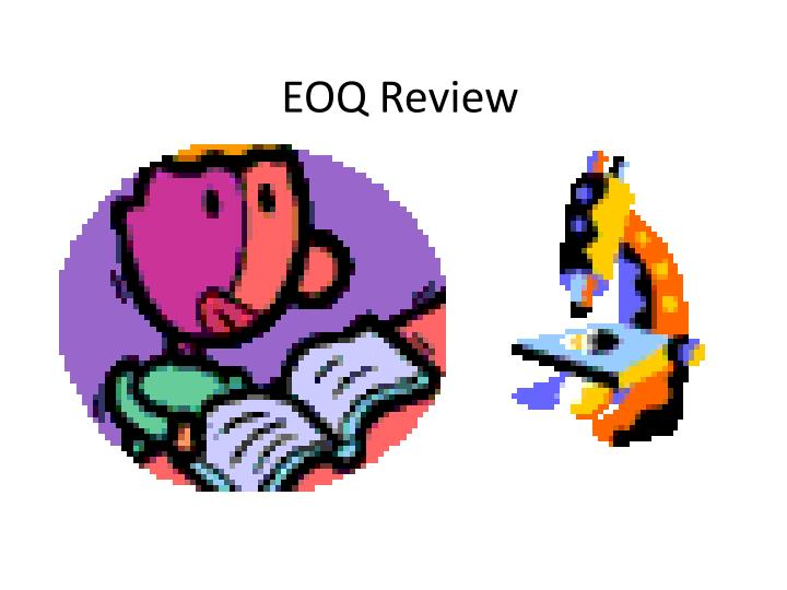 Eoq review