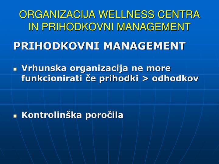 Organizacija wellness centra in prihodkovni management2