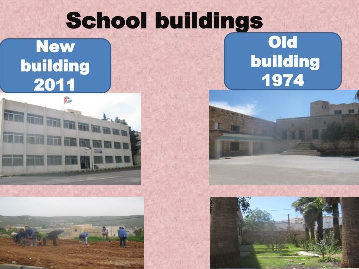 Schoolbuildings