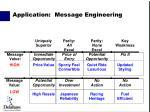 application message engineering1