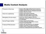 media content analysis1