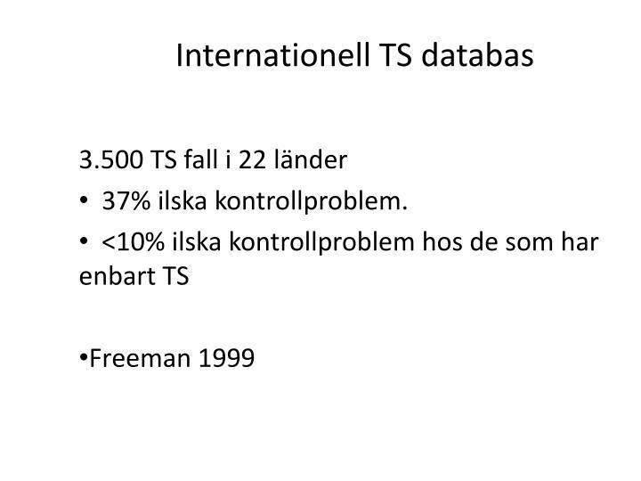 Internationell