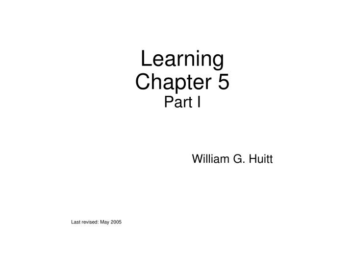 thesis chapter 5 parts First – link back to earlier parts of thesis, esp previous chap to make it obvious why chapter 5 research results describe and interpret results without.