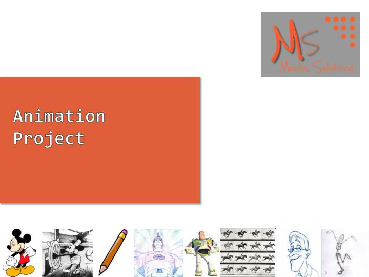 animation project n.