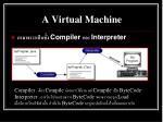 a virtual machine