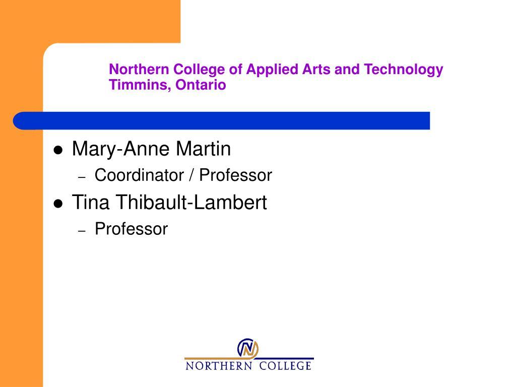 Ppt Northern College Student Retention Success Strategies Powerpoint Presentation Id 3019870