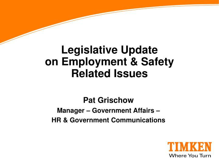 legislation relating to employment Employment law exists to regulate the relationship between businesses and their employees by complying with relevant legislation, both employers and their staff members can ensure that their hiring processes, dismissal processes, and their workplace as a whole, are fair for every individual.