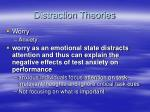 distraction theories1