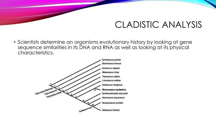 Cladistic
