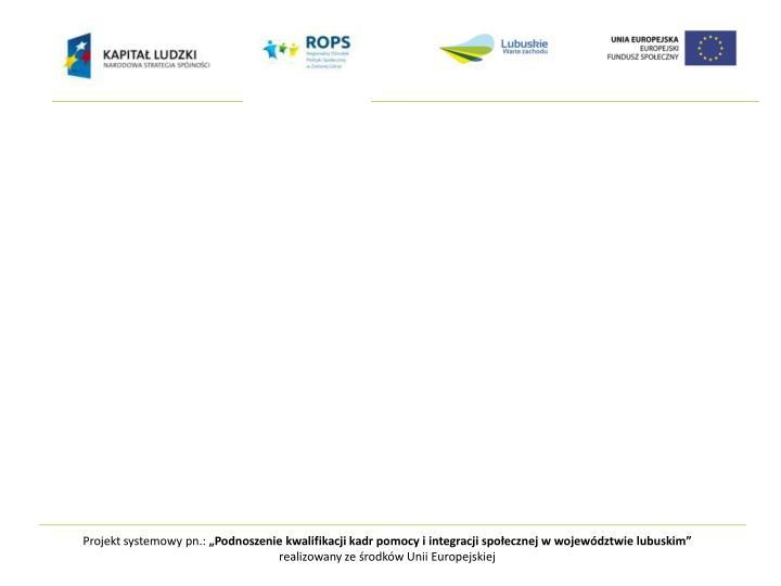 Projekt systemowy pn.: