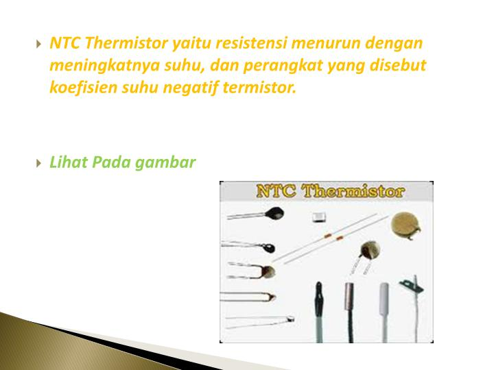 Ppt Thermistor Powerpoint Presentation Id3021643