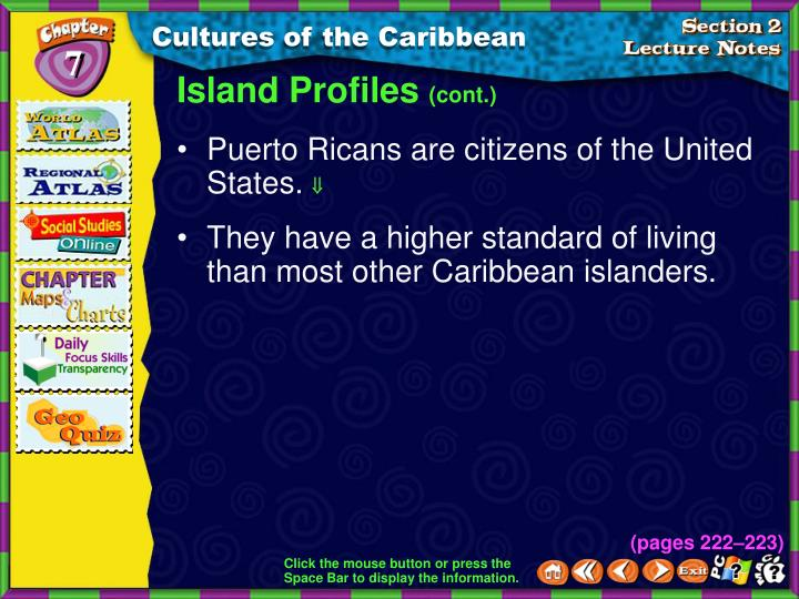 Cultures of the Caribbean