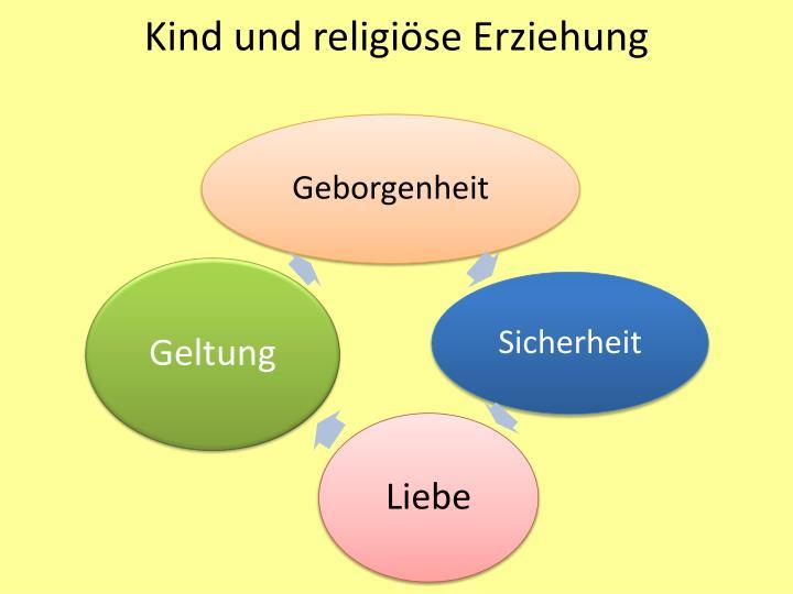 Kind und religi se erziehung1