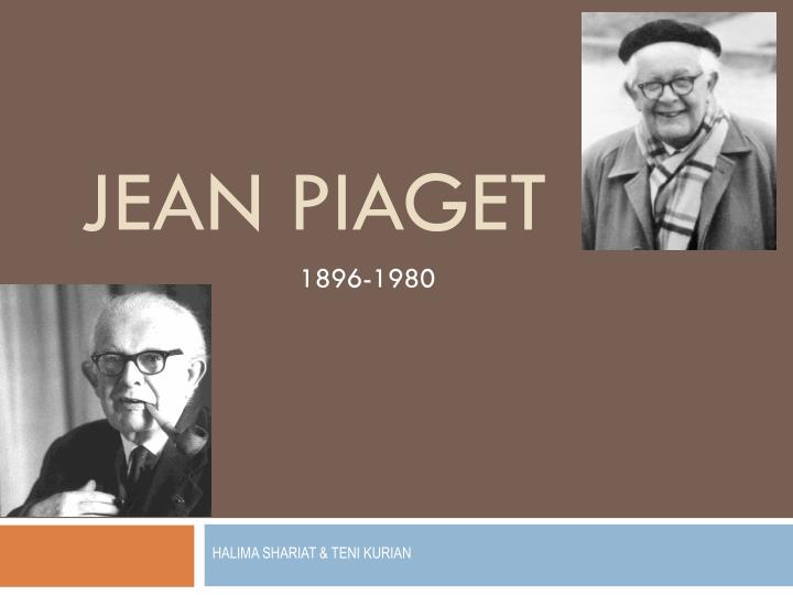 pavlov vis a vis piaget essay Development is the series of age-related changes that happen over the course of a life span several famous psychologists, including sigmund freud, erik erikson, jean piaget, and lawrence kohlberg, describe development as a series of stages.