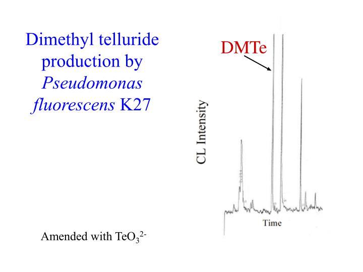 Dimethyl telluride