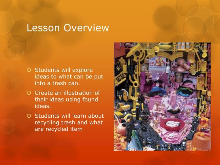 collage presentation ideas