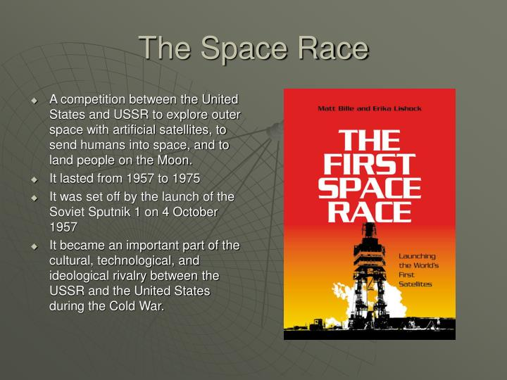 the impact of the space race between the united states and the soviet union during the cold war