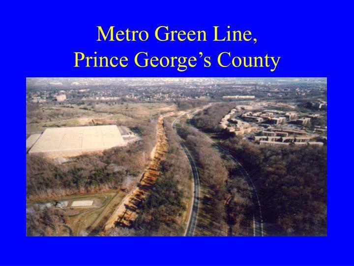Metro Green Line,