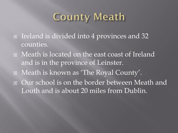 County meath1