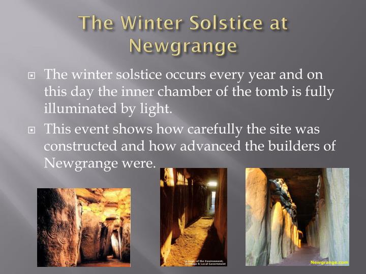 The Winter Solstice at