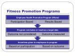 fitness promotion programs