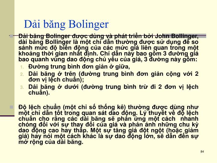 Dải băng Bolinger
