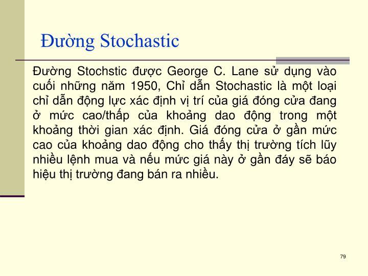 Đường Stochastic