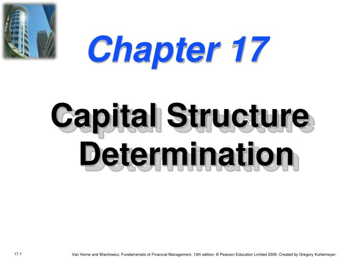 capital structure and net operating income Theory # 2 net operating income approach: this theory as suggested by durand is another extreme of the effect of leverage on the value of the firm it is diametrically opposite to the net income approach according to this approach, change in the capital structure of a company does not affect.