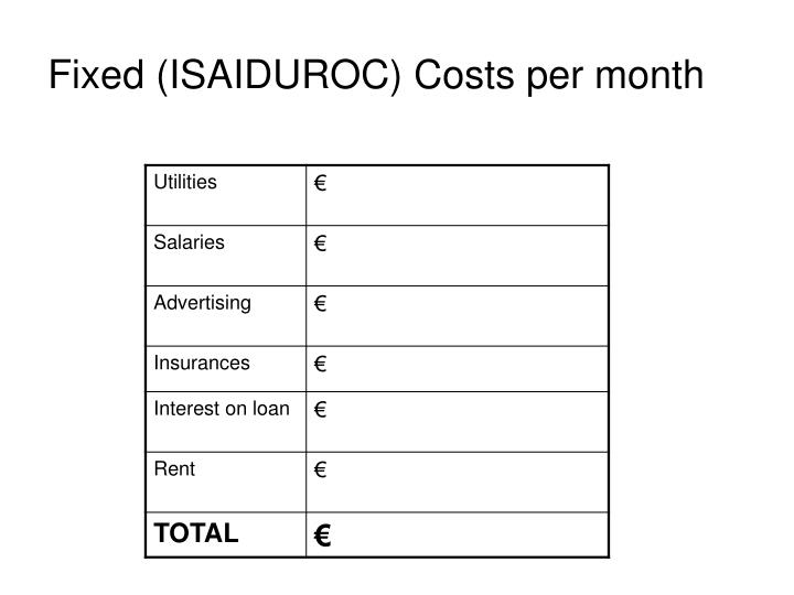 Ppt nfte ireland powerpoint presentation id3025252 fixed isaiduroc costs per month flashek