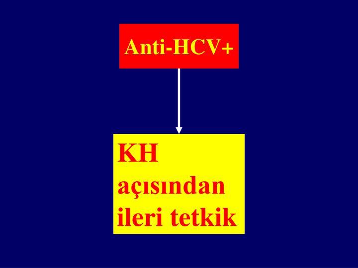 Anti-HCV+
