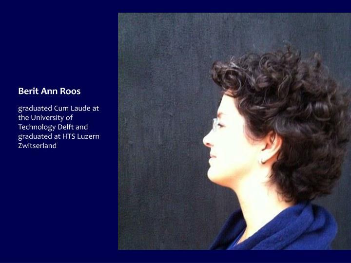 Berit Ann Roos