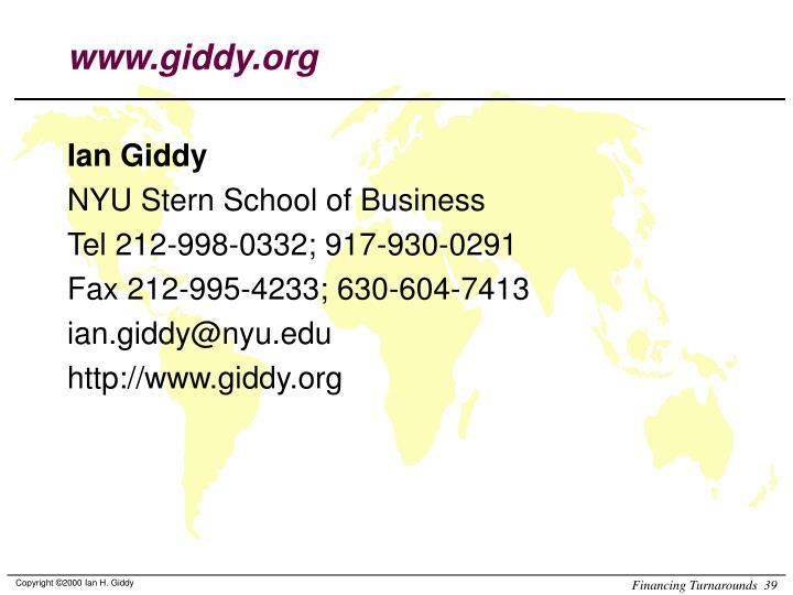 www.giddy.org