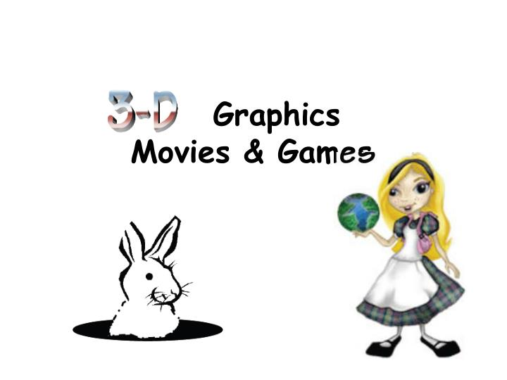 graphics movies games n.