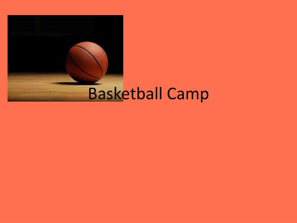 ppt basketball camp powerpoint presentation id 3026404