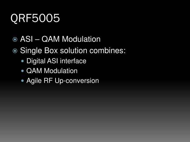 QRF5005