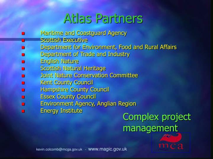 Atlas Partners