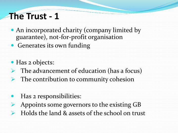 The Trust - 1