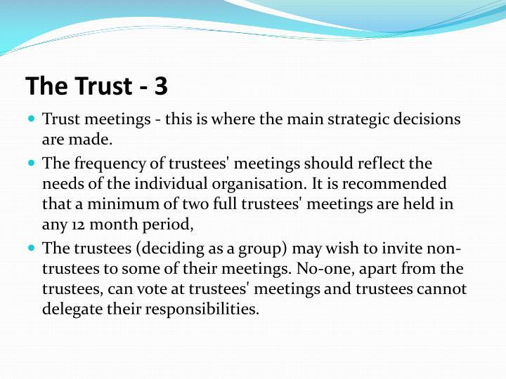 The Trust - 3