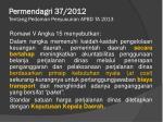 permendagri 37 2012 t entang pedoman penyusunan apbd ta 2013