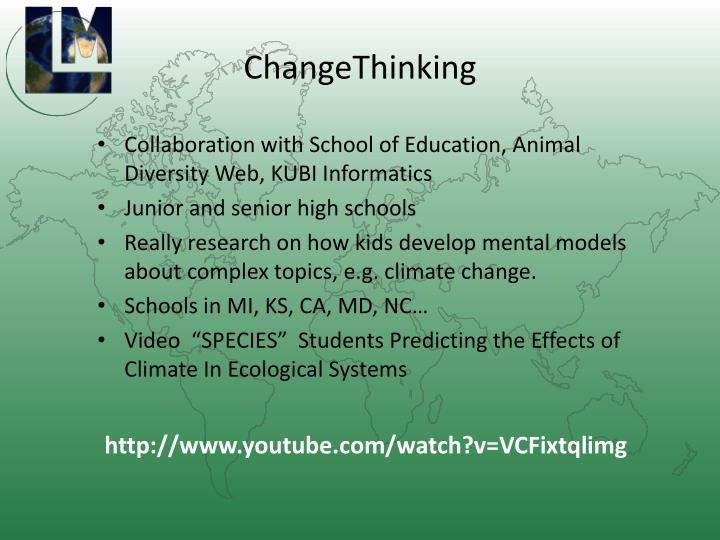 ChangeThinking