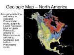 geologic map north america