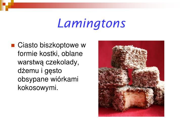 Lamingtons