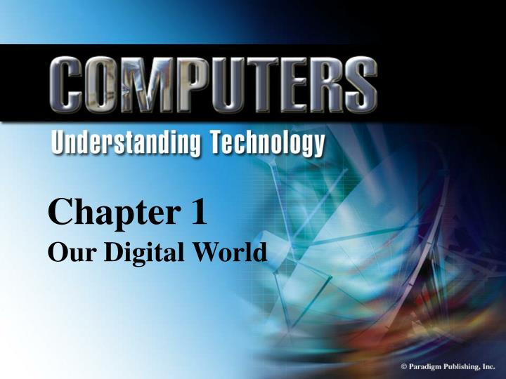 chapter 1 our digital world n.